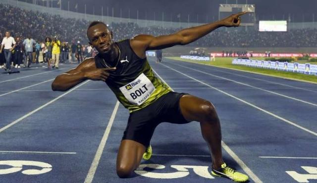 Usain Bolt se convertirá en futbolista en el Pro Evolution Soccer 2018