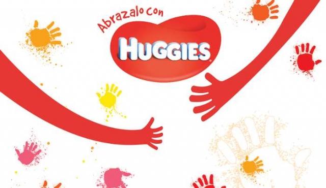 Huggies abraza a Uruguay con arte para niños