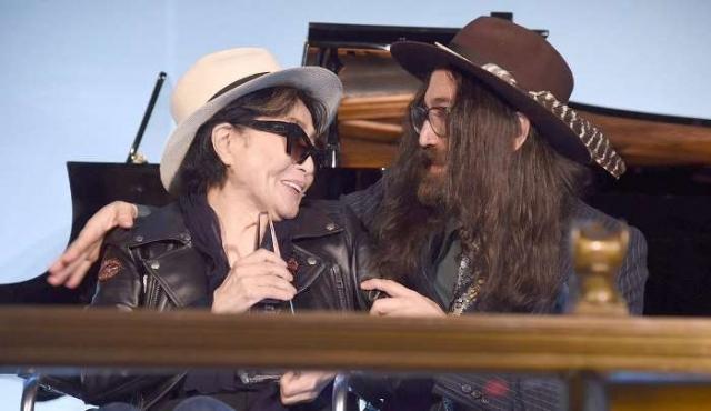 """Yoko Ono es oficialmente coautora de """"Imagine"""""""