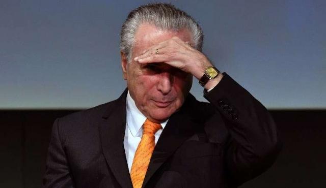 """Temer es el """"jefe de la organización criminal más peligrosa"""" de Brasil"""