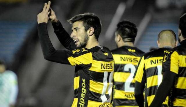 Los juveniles rescatan a Peñarol
