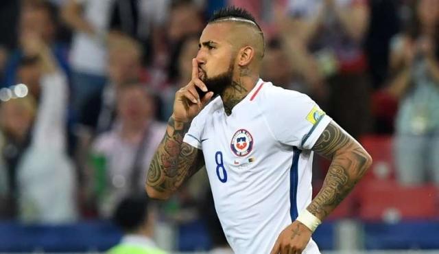 México y Portugal empataron; Chile sufrió pero le ganó a Camerún