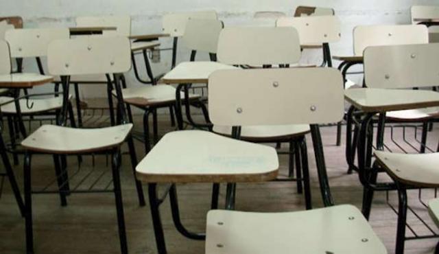 Paro nacional de la educación pública y privada