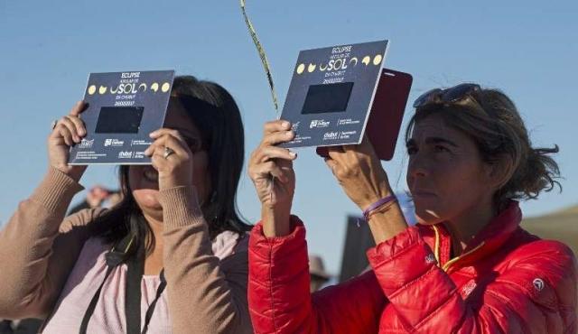 EE.UU se prepara para un inusual eclipse total de Sol; el primero en 100 años