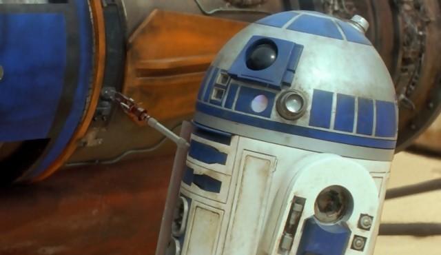 Un R2-D2 utilizado en Star Wars fue vendido por 2.8 millones de dólares
