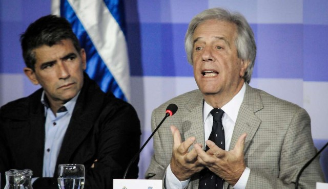 Vázquez: El caso del vicepresidente Sendic