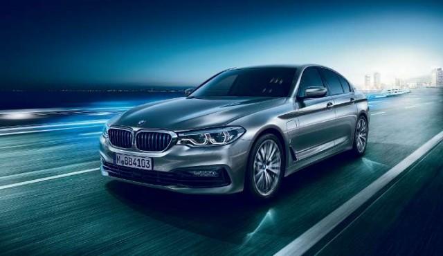 Se corrió el telón y la Serie 5 de BMW maravilló a todos