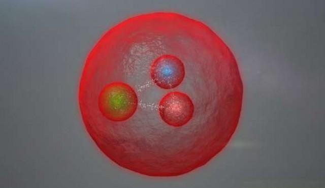 Descubren una nueva partícula de materia
