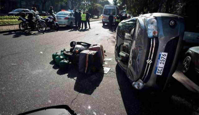 Número de muertos en accidentes de tránsito sube 10% en primer semestre