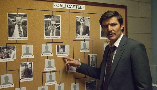 Revelan trailer y primeras imágenes de la tercera temporada de Narcos