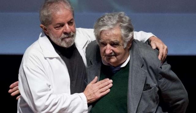 """Mujica a Lula: """"las clases dominadoras no soportan que los sometidos les disputen el poder"""""""
