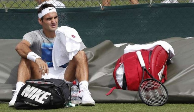 Federer quiere agrandar su leyenda en Wimbledon