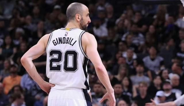 Manu Ginóbili estará un año más con los Spurs