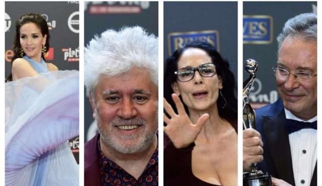 Los ganadores de los Platino 2017
