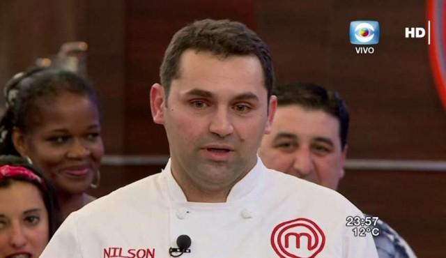 El Ministerio del Interior felicitó a Nilson, el ganador de Masterchef