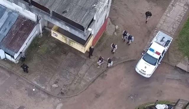 Detienen al presunto homicida del policía Wilson Coronel