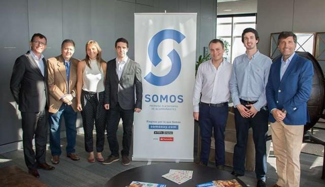 SOMOS, primera plataforma de acompañantes