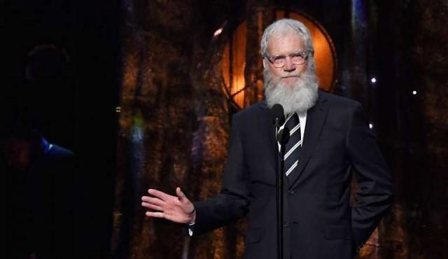 David Letterman sale de su retiro para conducir serie de Netflix