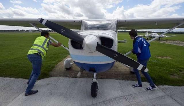 Una app para compartir aviones privados se abre paso en Europa