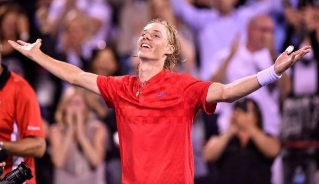 Juvenil de 18 años eliminó a Nadal del Masters 1000 de Montreal