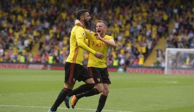 Gol en la hora de Britos evita el triunfo de Liverpool ante Watford