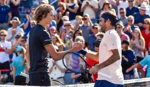 Zverev derrotó a Federer y ganó el Masters 1000 de Montreal
