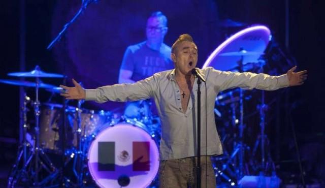 Morrissey regresa con un nuevo álbum después de tres años