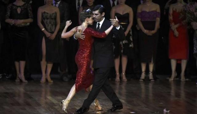 Pareja argentina ganó el Mundial de Tango en Buenos Aires