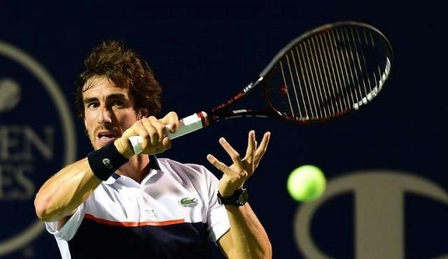Pablo Cuevas fue eliminado del US Open