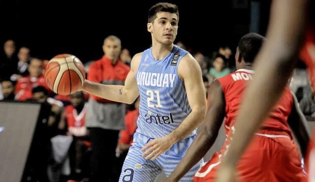 Uruguay ganó y clasificó a los Panamericanos