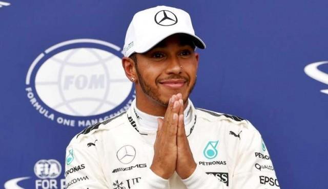 Hamilton saldrá desde la pole en Monza y rompió el récord de Schumacher