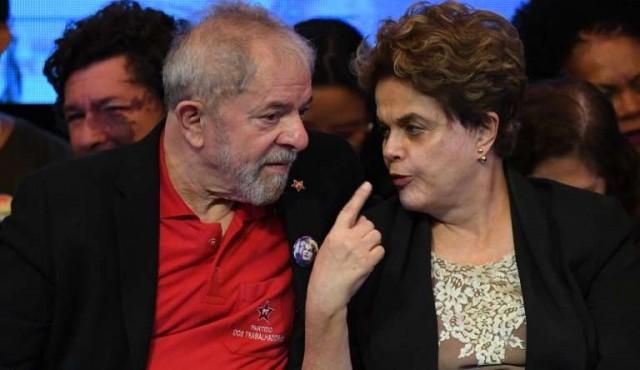 Fiscal de Brasil denuncia a Lula y Rousseff por organización criminal