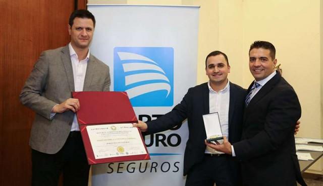 Porto Seguro recibió el Premio Nacional a la Excelencia Ciudadana y Ciudadano de Oro 2017