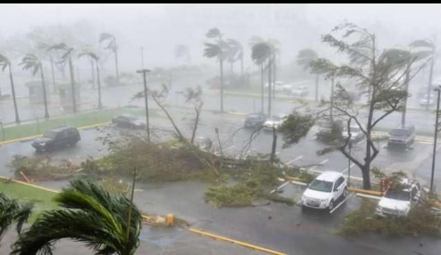 Huracán María: el 100% de Puerto Rico se encuentra sin luz