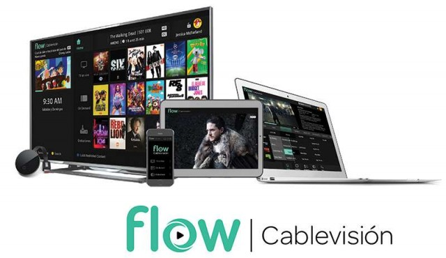 La evolución de la TV llegó con FLOW