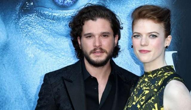 Jon Snow e Ygritte, de Game of Thrones, se casarán en la vida real