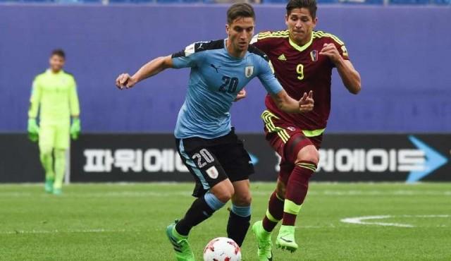 Los convocados del fútbol argentino en Uruguay