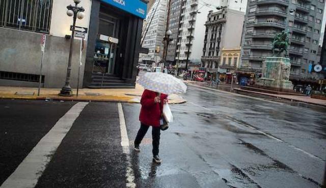 Se esperan lluvias entre sábado y lunes