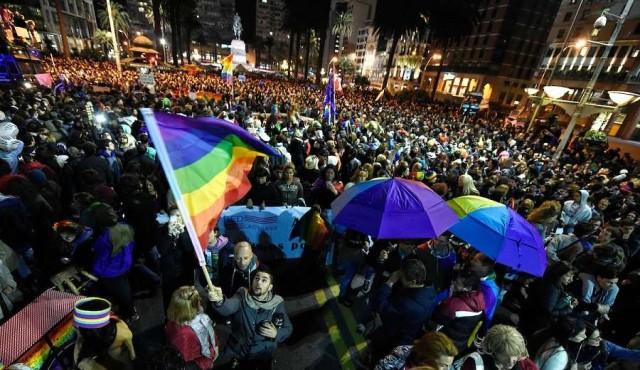Hoy se celebra la Marcha de la Diversidad