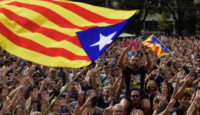 """""""Solo el anuncio de una declaración de independencia provocó una crisis bursátil"""""""