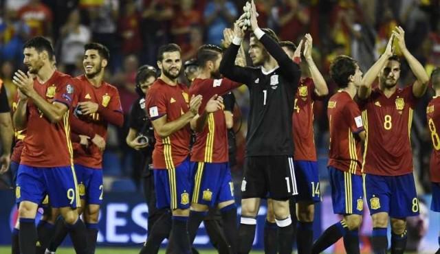 España confirmó su presencia en Rusia 2018