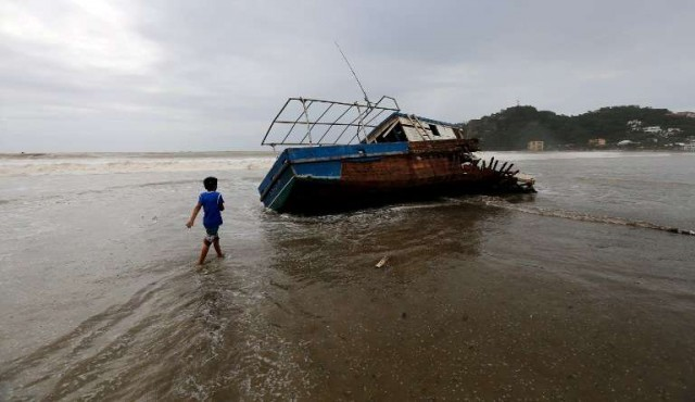 Huracán Nate avanza hacia EEUU tras sembrar muerte en Centroamérica