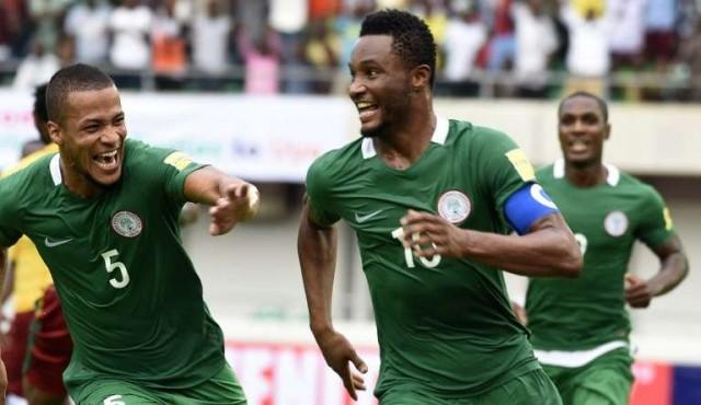 Nigeria es el primer país africano clasificado para el Mundial 2018