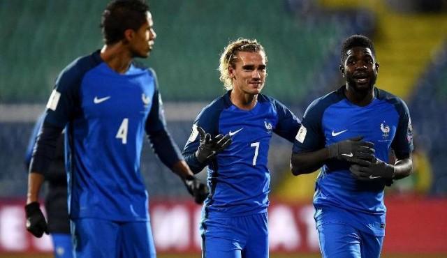 Francia y Portugal tienen un pie en el Mundial