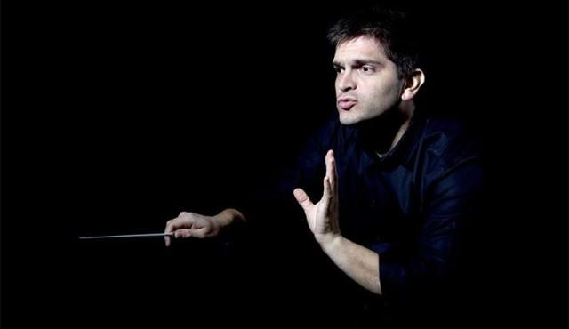 Diego Naser será el nuevo director de la Orquesta Sinfónica del Sodre