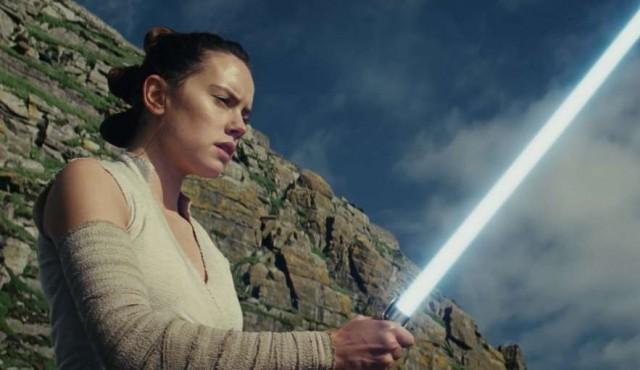 Nuevo tráiler de la próxima Star Wars