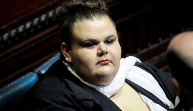 Michelle Suárez asume en el Senado para impulsar una ley para la población trans
