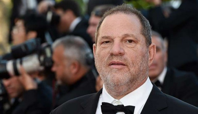 Productor de Hollywood Harvey Weinstein acusado de violación