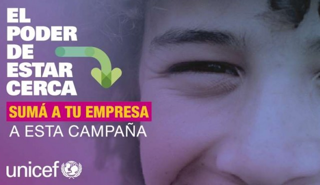 Unicef lanza campaña para empresas