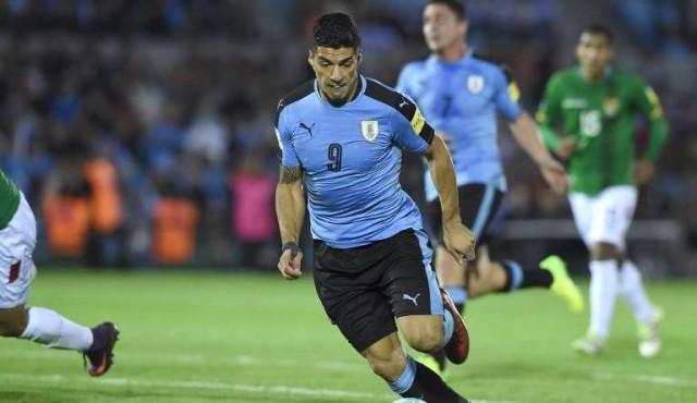 Uruguay tiene su lista con la ausencia de Luis Suárez